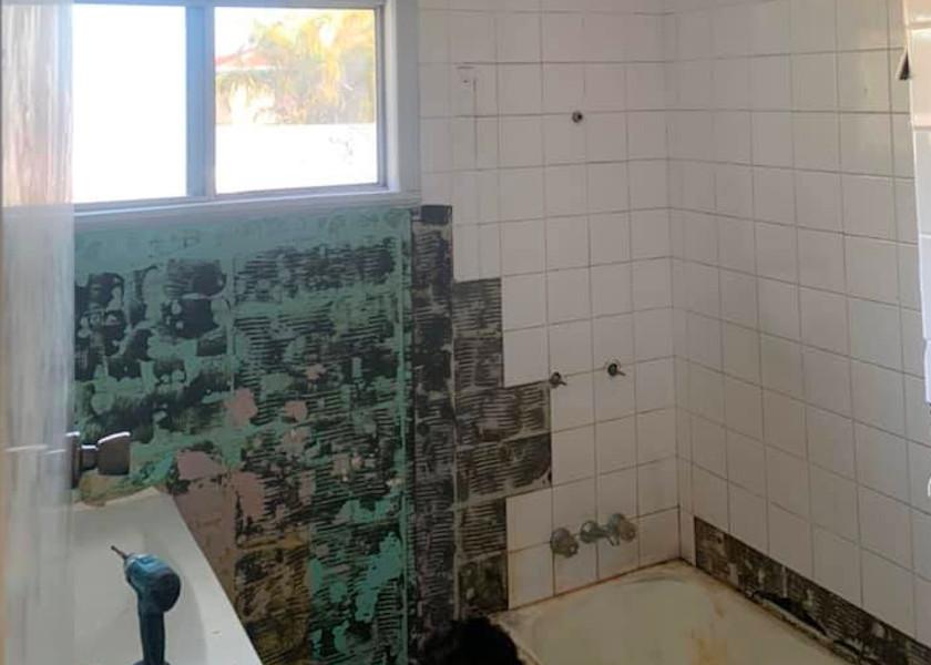 brisbane demolition stripping specialist 7 to 7 bathrooms